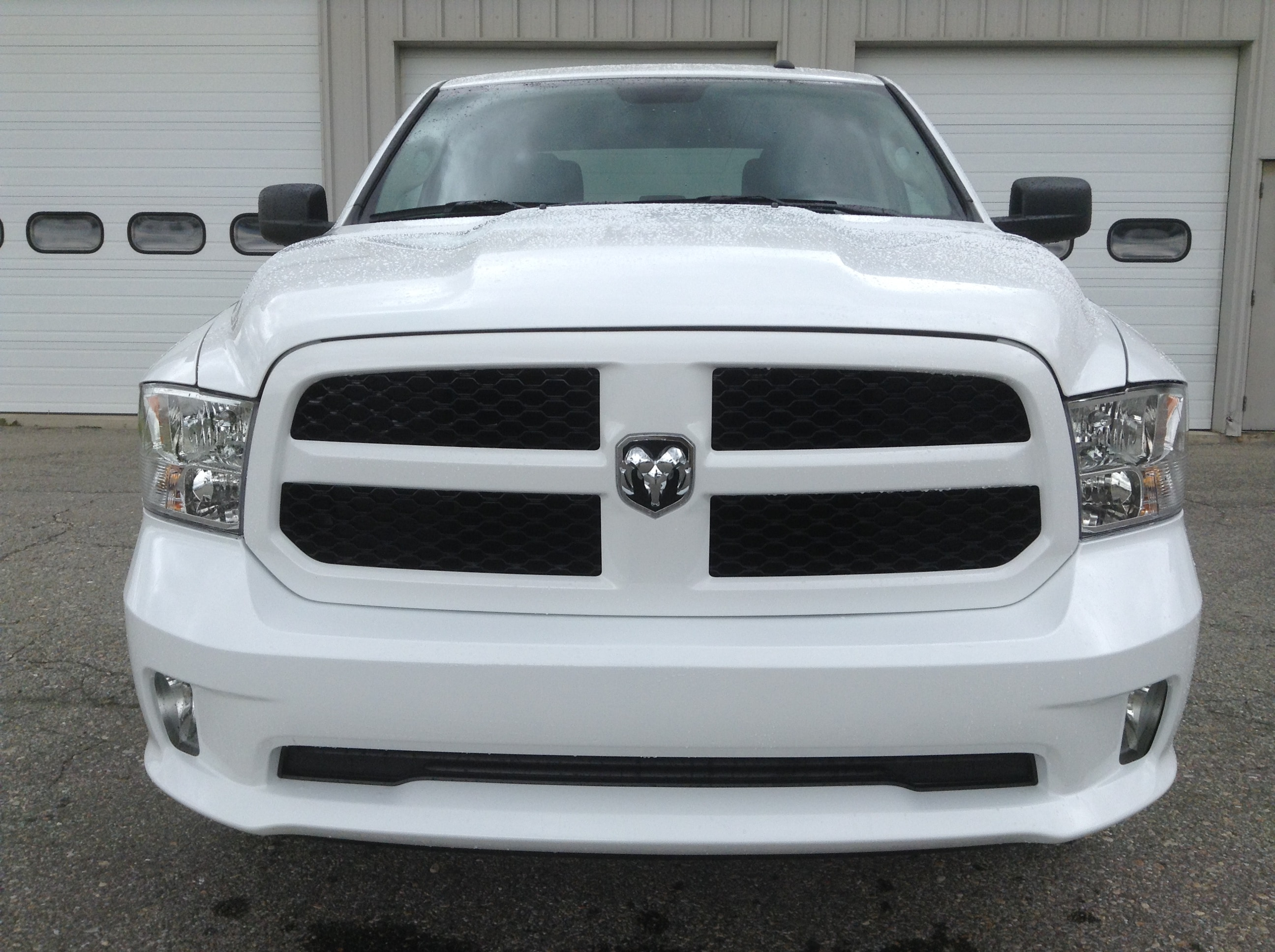 2017 Ram 1500 Crew Cab 4x4 Pickup #TK7817 - photo 3