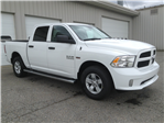 2017 Ram 1500 Crew Cab 4x4, Pickup #TK7817 - photo 4