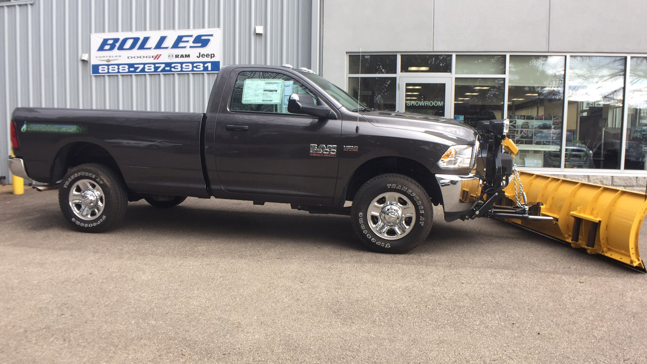 2017 Ram 2500 Regular Cab 4x4, Pickup #HG509221 - photo 3