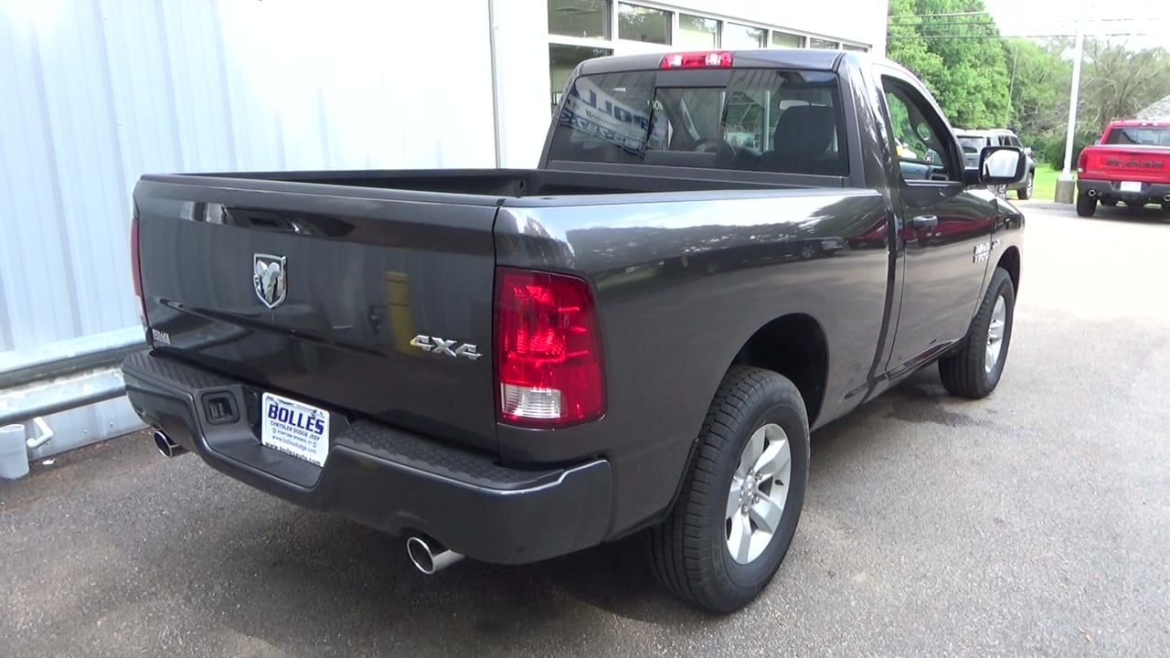 2017 Ram 1500 Regular Cab 4x4 Pickup #HG738592 - photo 2