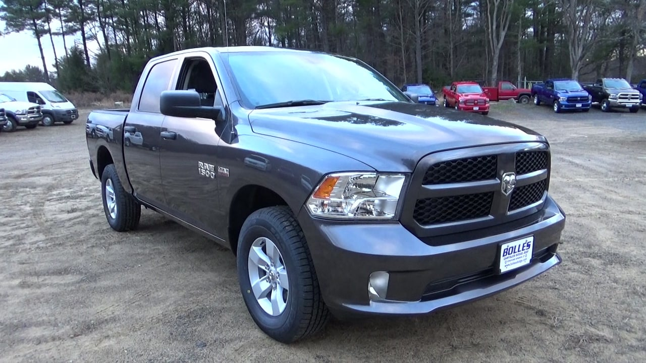 2017 Ram 1500 Crew Cab 4x4 Pickup #HS602604 - photo 1