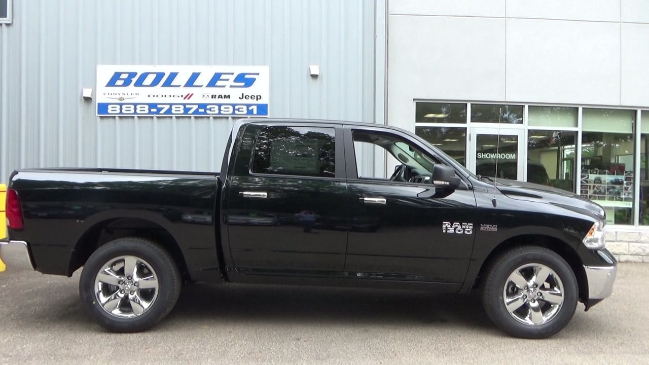 2017 Ram 1500 Crew Cab 4x4 Pickup #HS818954 - photo 7