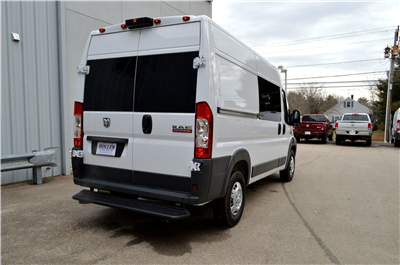 2018 ProMaster 2500 High Roof 4x2,  Empty Cargo Van #JE110972 - photo 2
