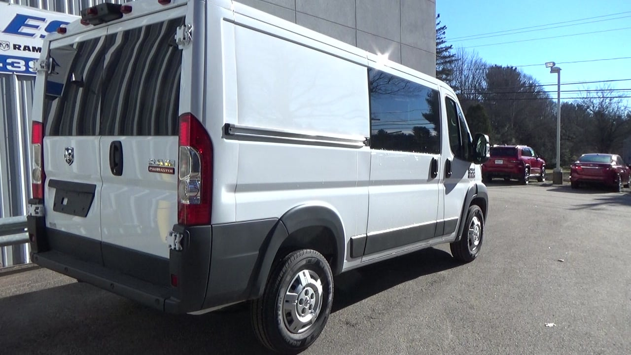 2018 ProMaster 1500 Standard Roof FWD,  Empty Cargo Van #JE148543 - photo 4