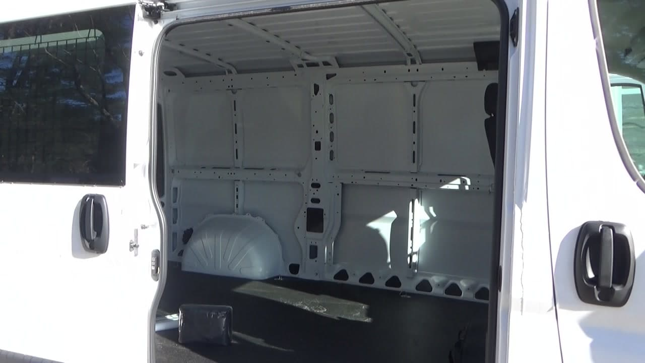 2018 ProMaster 1500 Standard Roof FWD,  Empty Cargo Van #JE148543 - photo 18