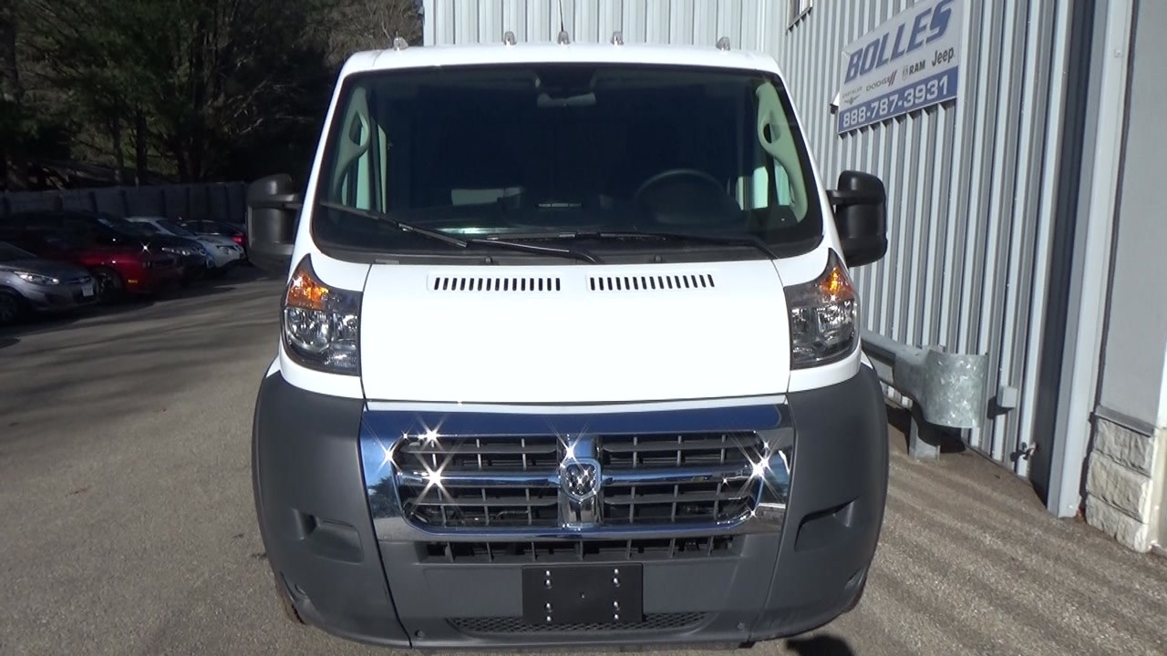 2018 ProMaster 1500 Standard Roof FWD,  Empty Cargo Van #JE150339 - photo 10
