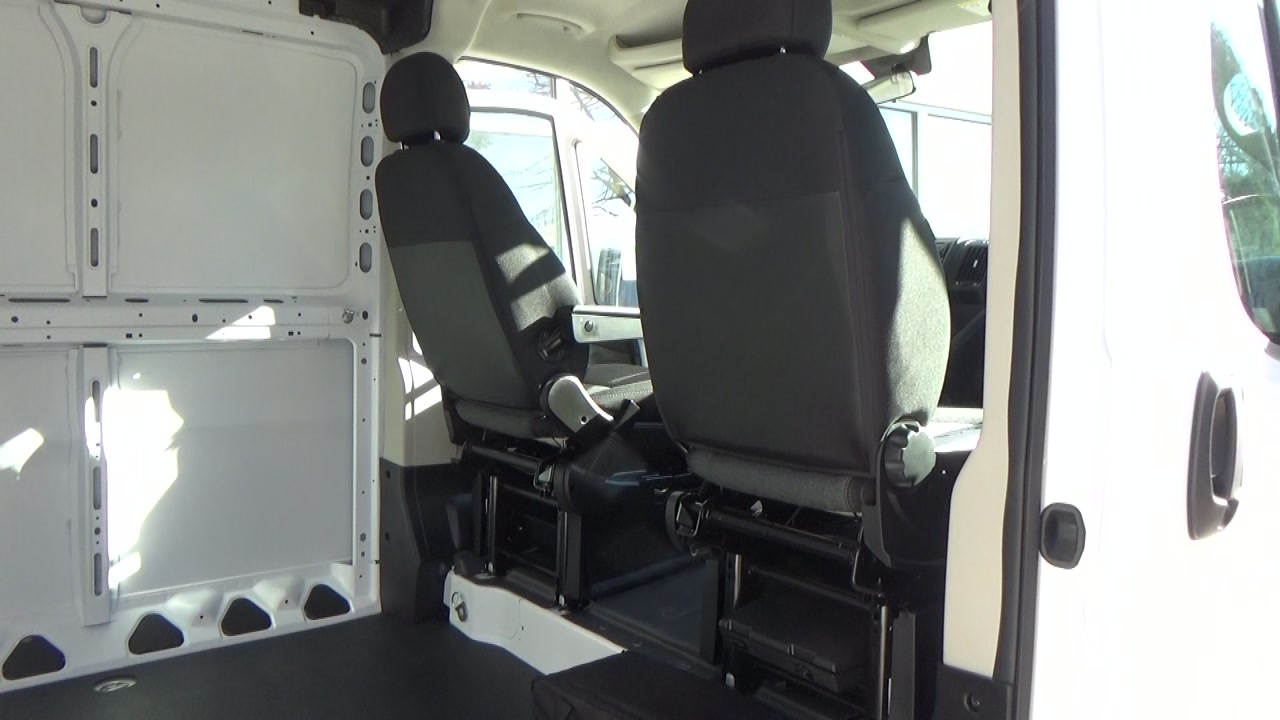 2018 ProMaster 1500 Standard Roof FWD,  Empty Cargo Van #JE150339 - photo 20