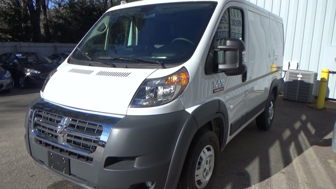 2018 ProMaster 1500 Standard Roof FWD,  Empty Cargo Van #JE150339 - photo 9