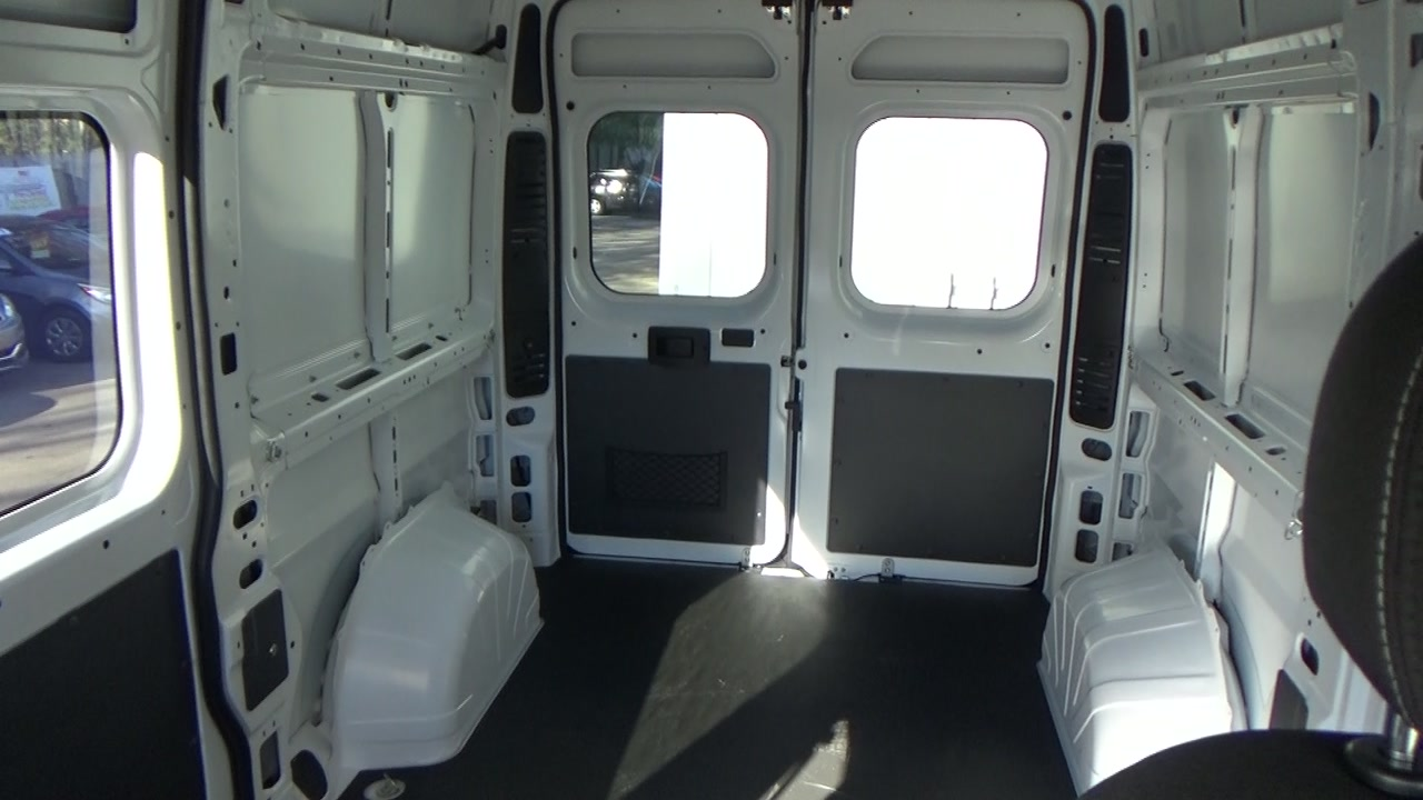 2018 ProMaster 1500 High Roof FWD,  Empty Cargo Van #JE150341 - photo 19