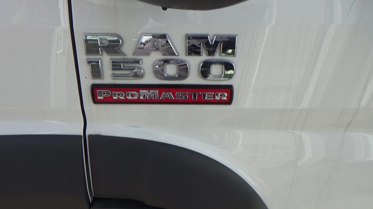 2018 ProMaster 1500 High Roof FWD,  Empty Cargo Van #JE150341 - photo 8