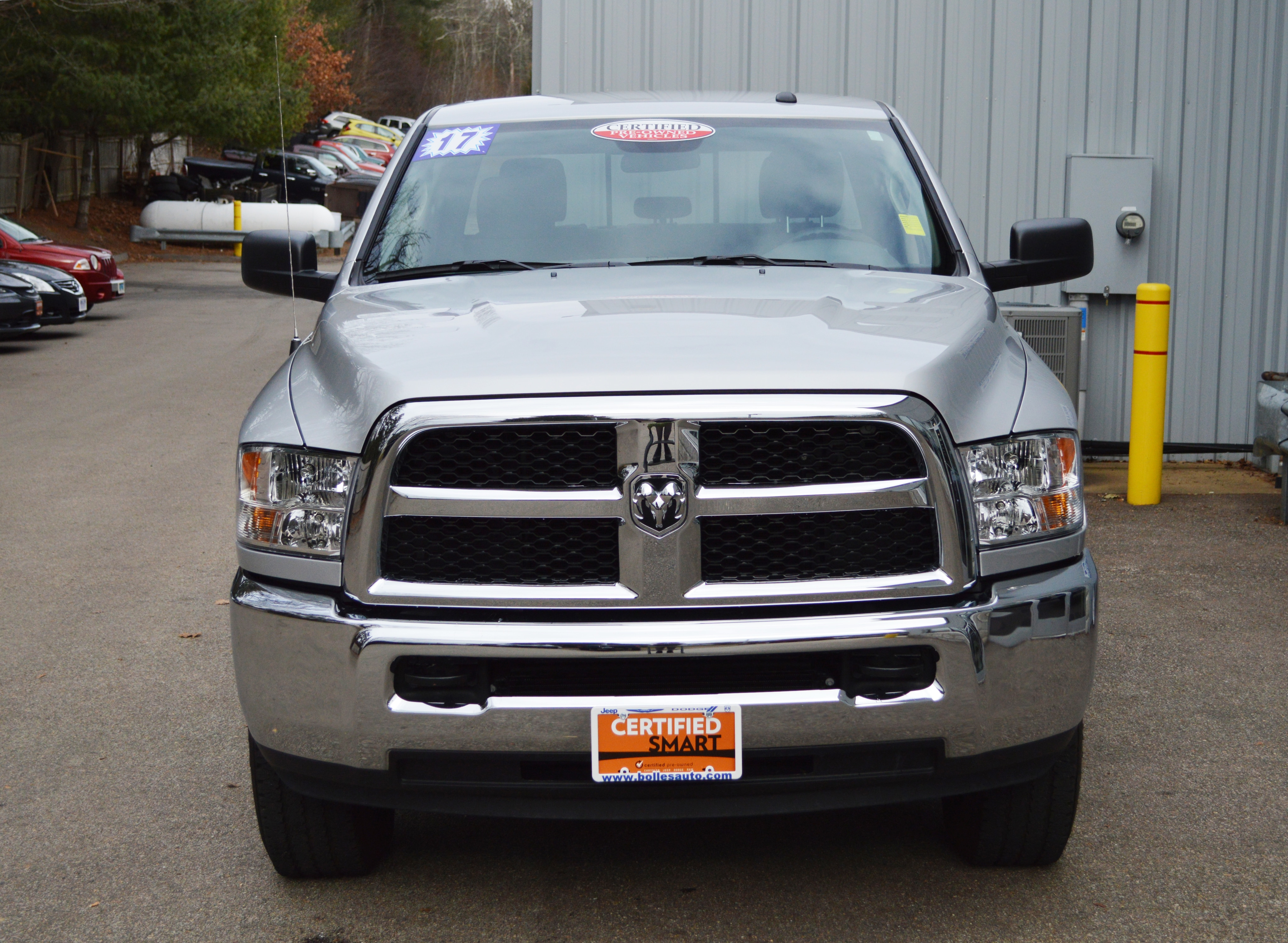 2018 Ram 2500 Crew Cab 4x4 Pickup #JG192085 - photo 5