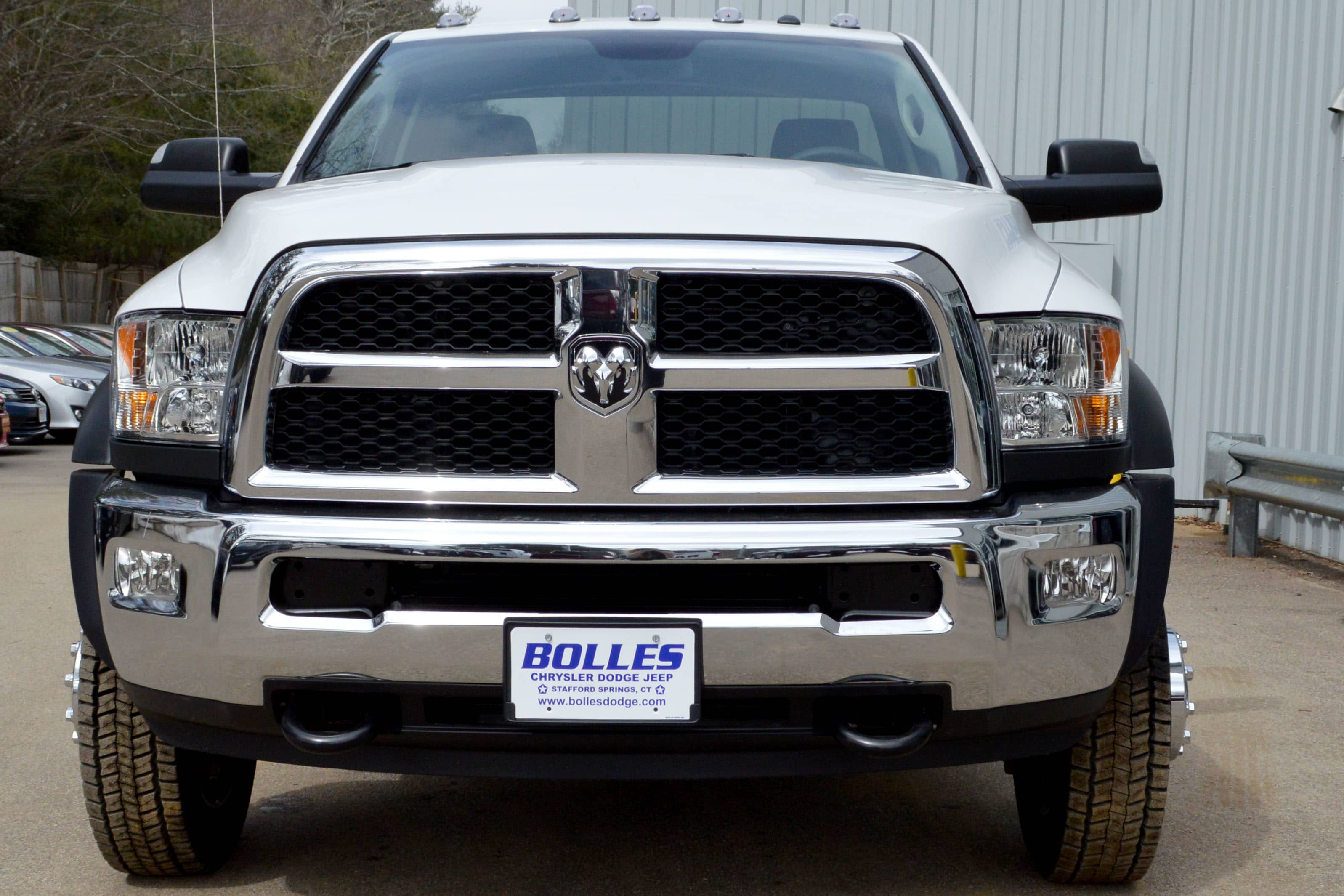 2018 Ram 5500 Regular Cab DRW 4x4, Cab Chassis #JG224935 - photo 6
