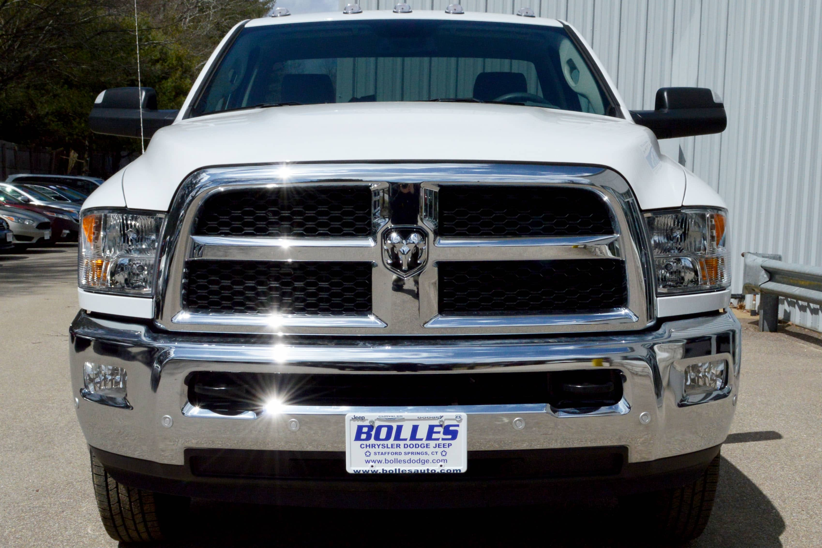 2018 Ram 3500 Regular Cab DRW 4x4,  Cab Chassis #JG247685 - photo 6