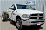 2018 Ram 3500 Regular Cab DRW 4x4,  Cab Chassis #JG247685 - photo 1