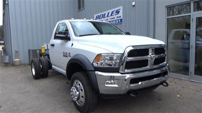 2018 Ram 5500 Regular Cab DRW 4x4,  Cab Chassis #JG352156 - photo 1