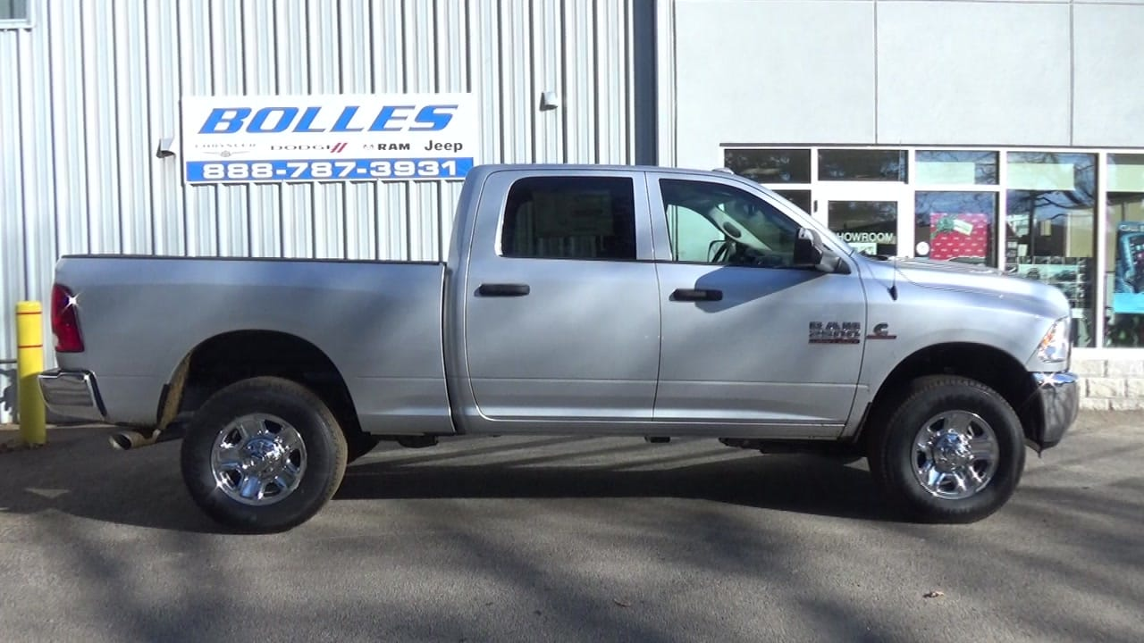 2018 Ram 2500 Crew Cab 4x4,  Pickup #JG379326 - photo 3