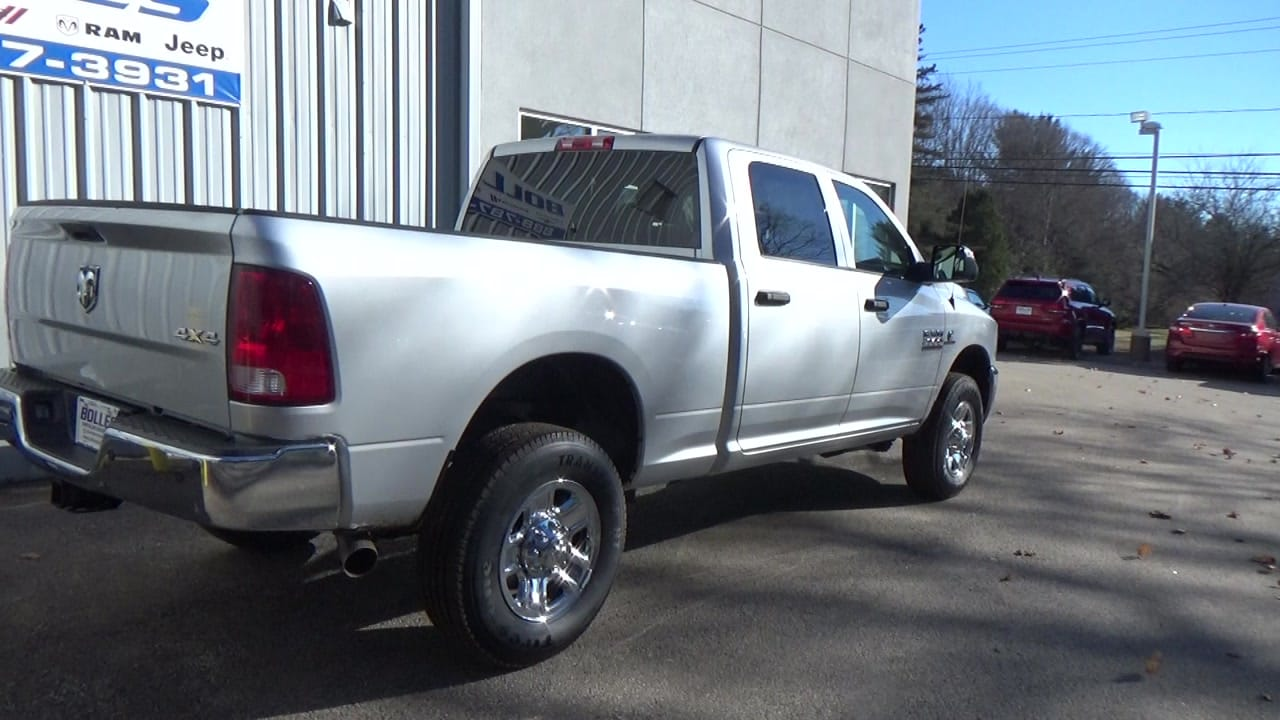 2018 Ram 2500 Crew Cab 4x4,  Pickup #JG379326 - photo 2