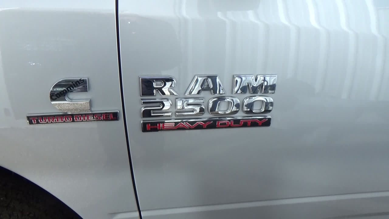 2018 Ram 2500 Crew Cab 4x4,  Pickup #JG379326 - photo 6
