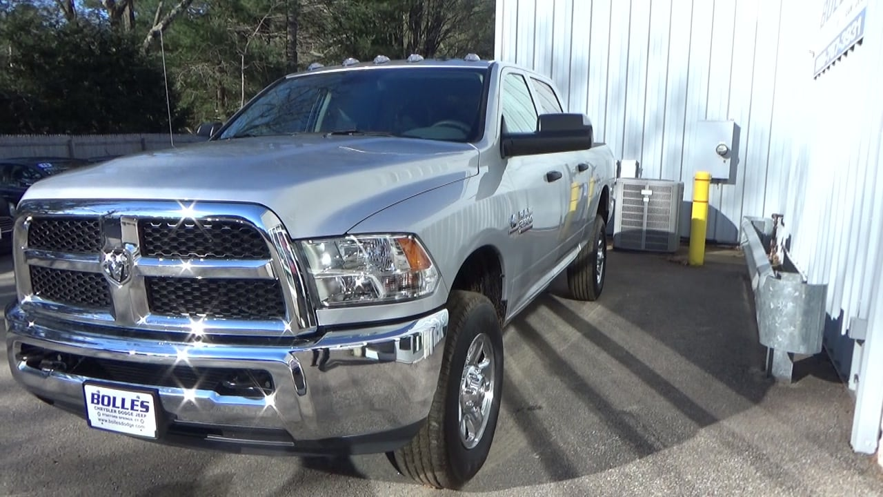 2018 Ram 2500 Crew Cab 4x4,  Pickup #JG379326 - photo 7
