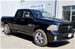 2018 Ram 1500 Quad Cab 4x4, Pickup #JS163012 - photo 1