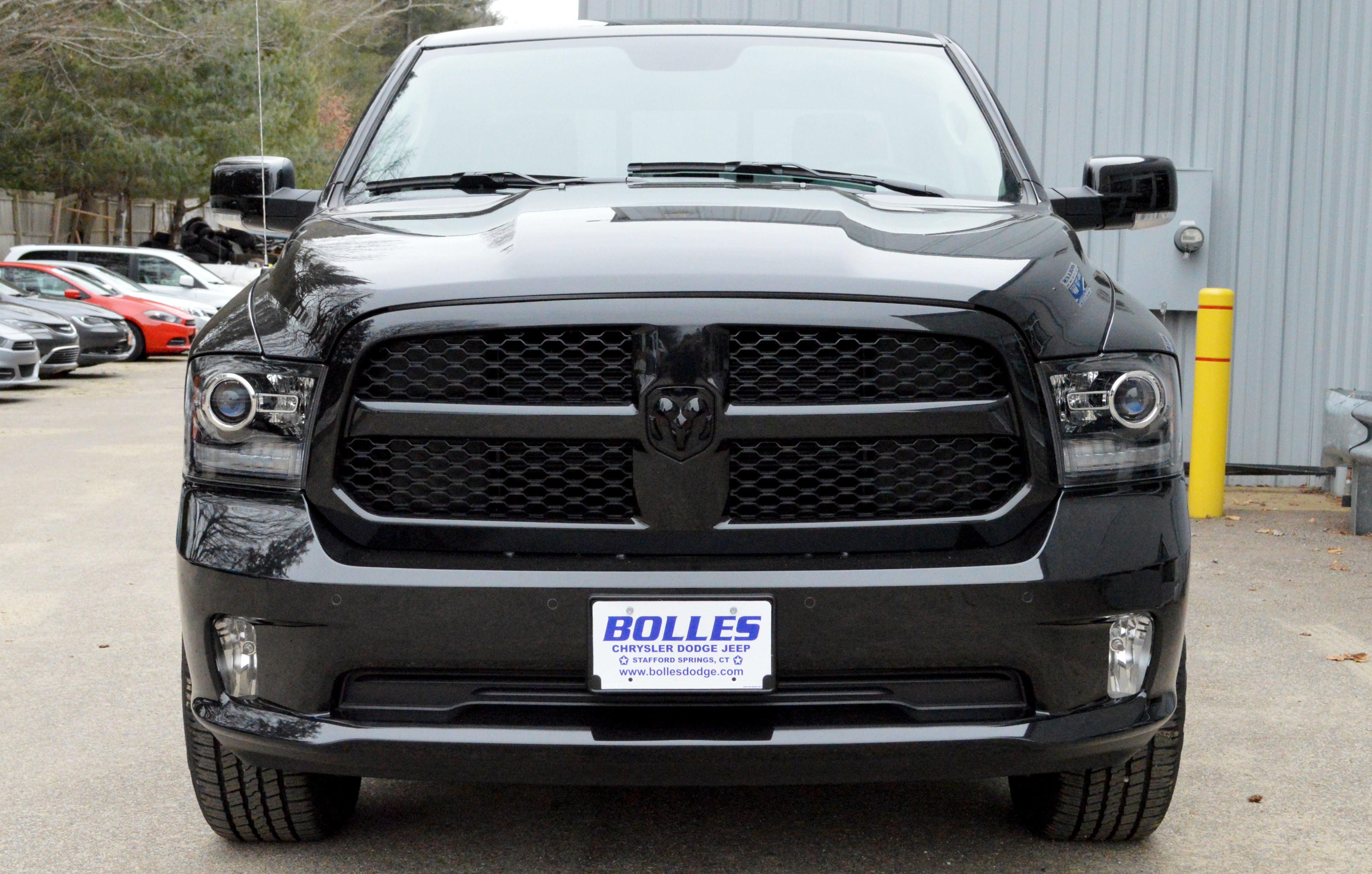 2018 Ram 1500 Quad Cab 4x4 Pickup #JS190620 - photo 5