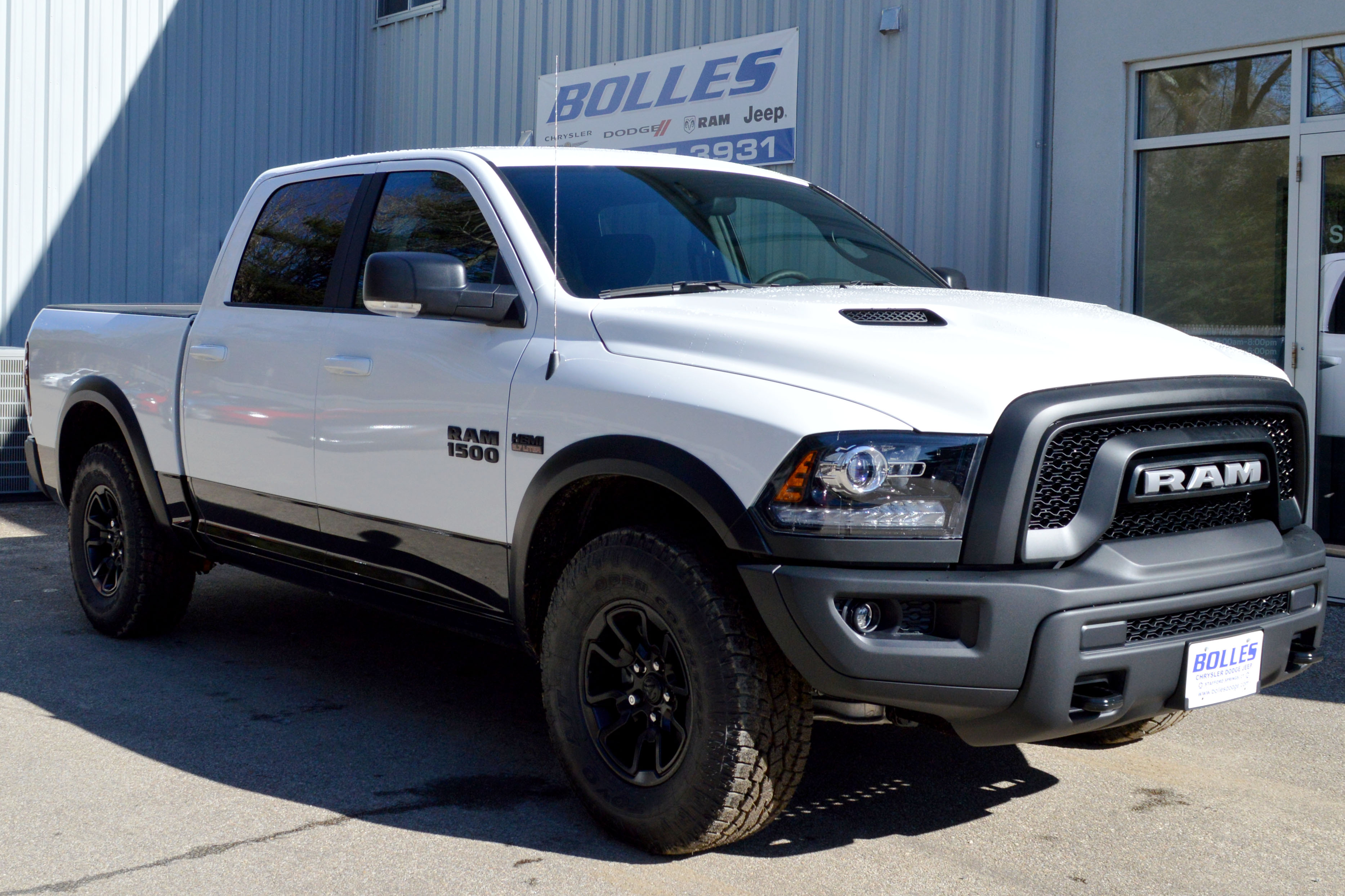 2018 Ram 1500 Crew Cab 4x4, Pickup #JS232611 - photo 1