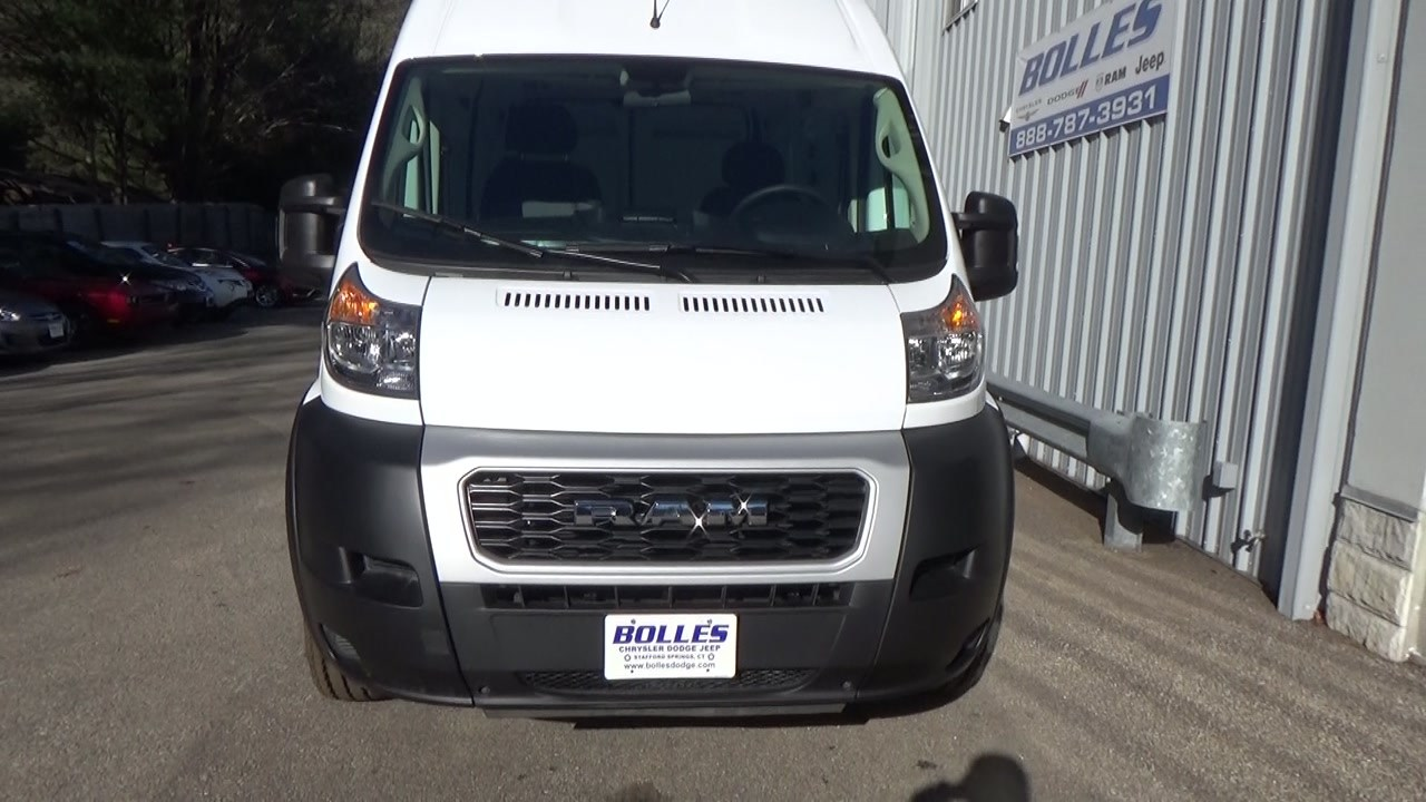 2019 ProMaster 2500 High Roof FWD,  Empty Cargo Van #KE503515 - photo 11