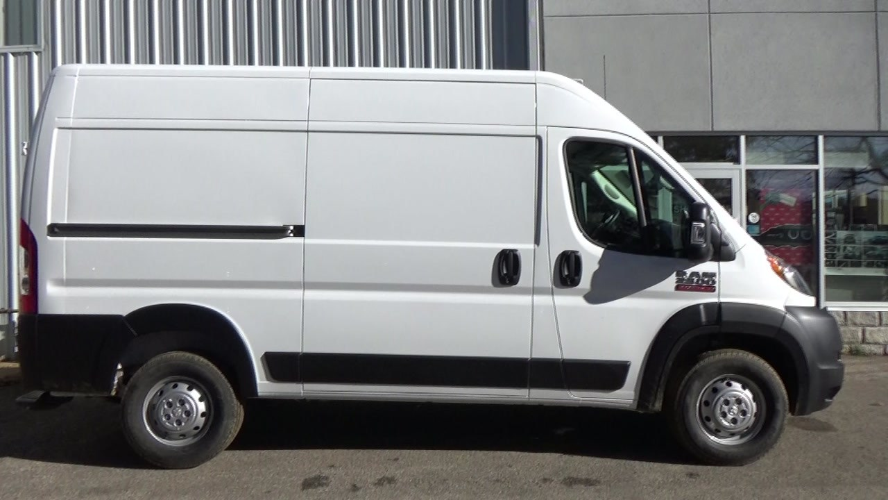 2019 ProMaster 2500 High Roof FWD,  Empty Cargo Van #KE503515 - photo 3