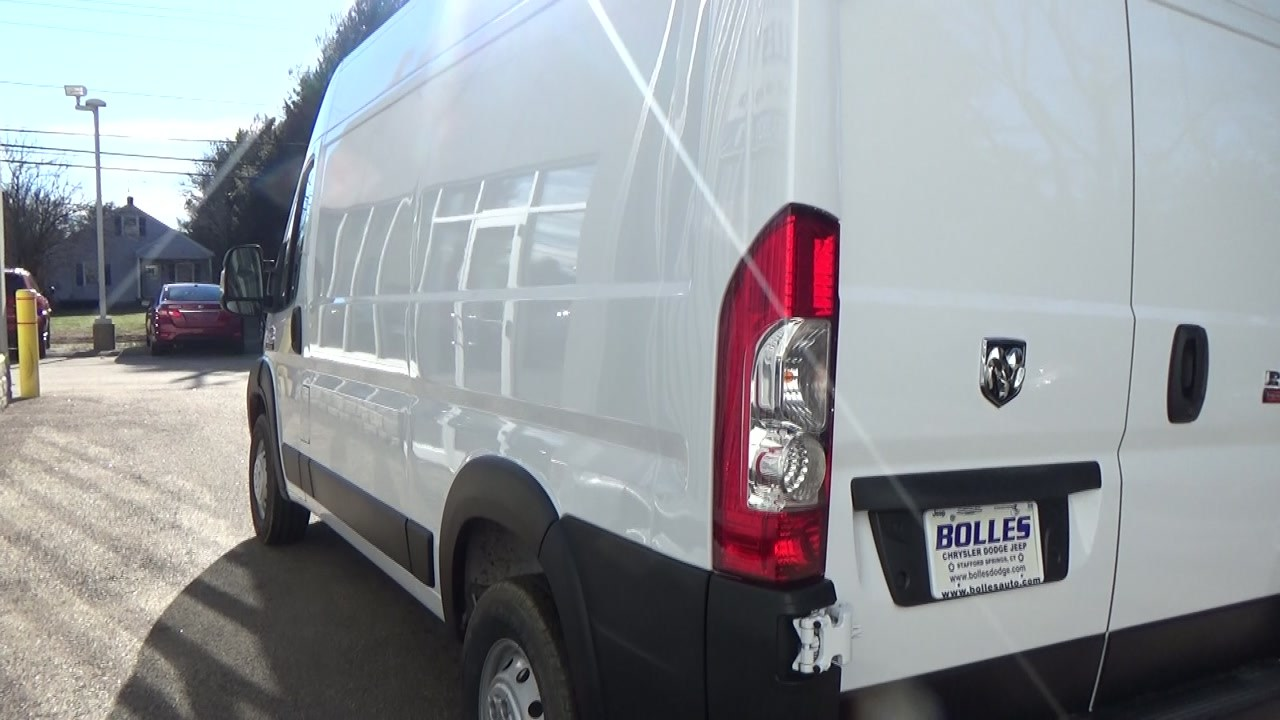 2019 ProMaster 2500 High Roof FWD,  Empty Cargo Van #KE503515 - photo 7