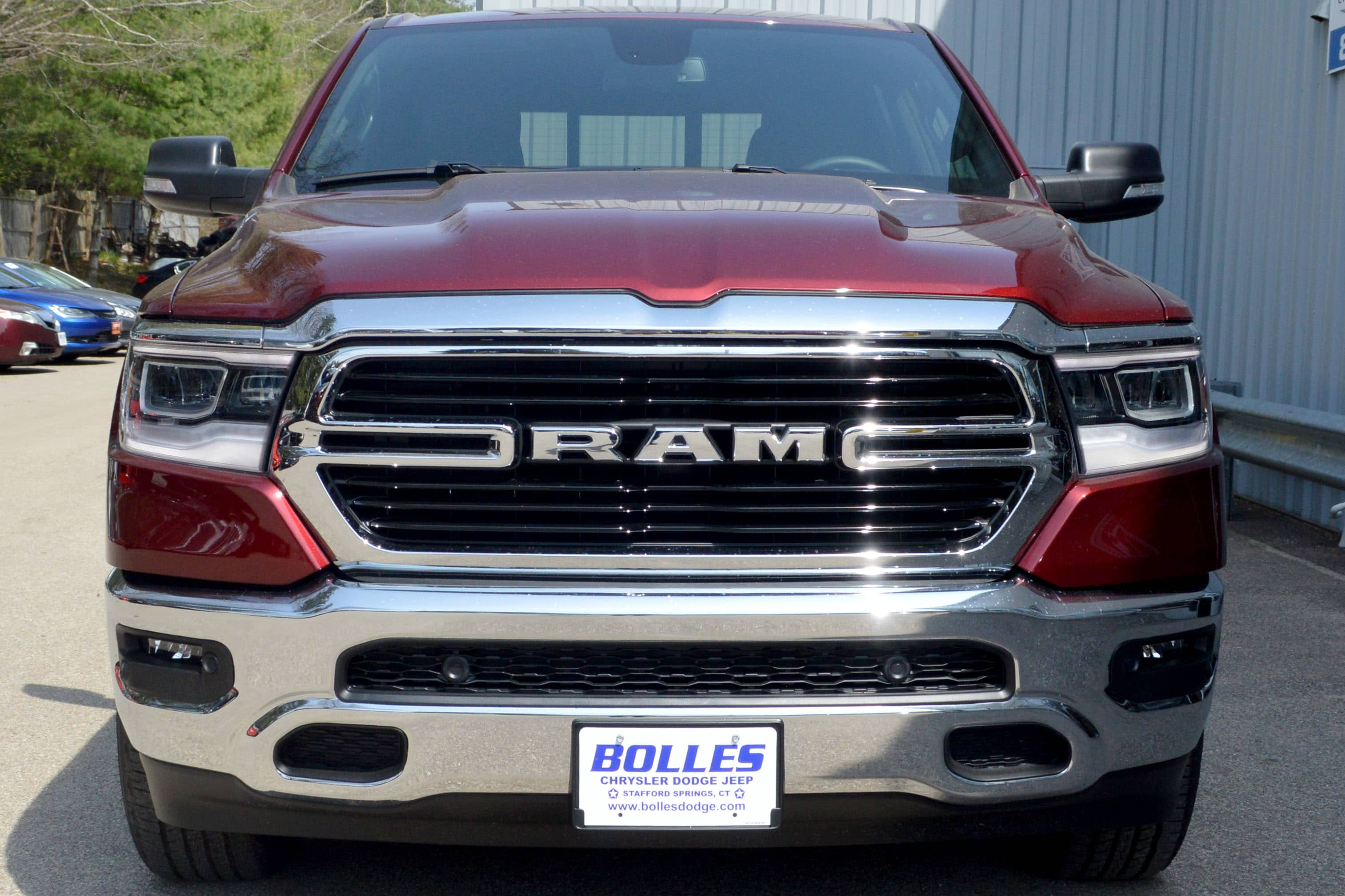 2019 Ram 1500 Crew Cab 4x4,  Pickup #KN518154 - photo 6