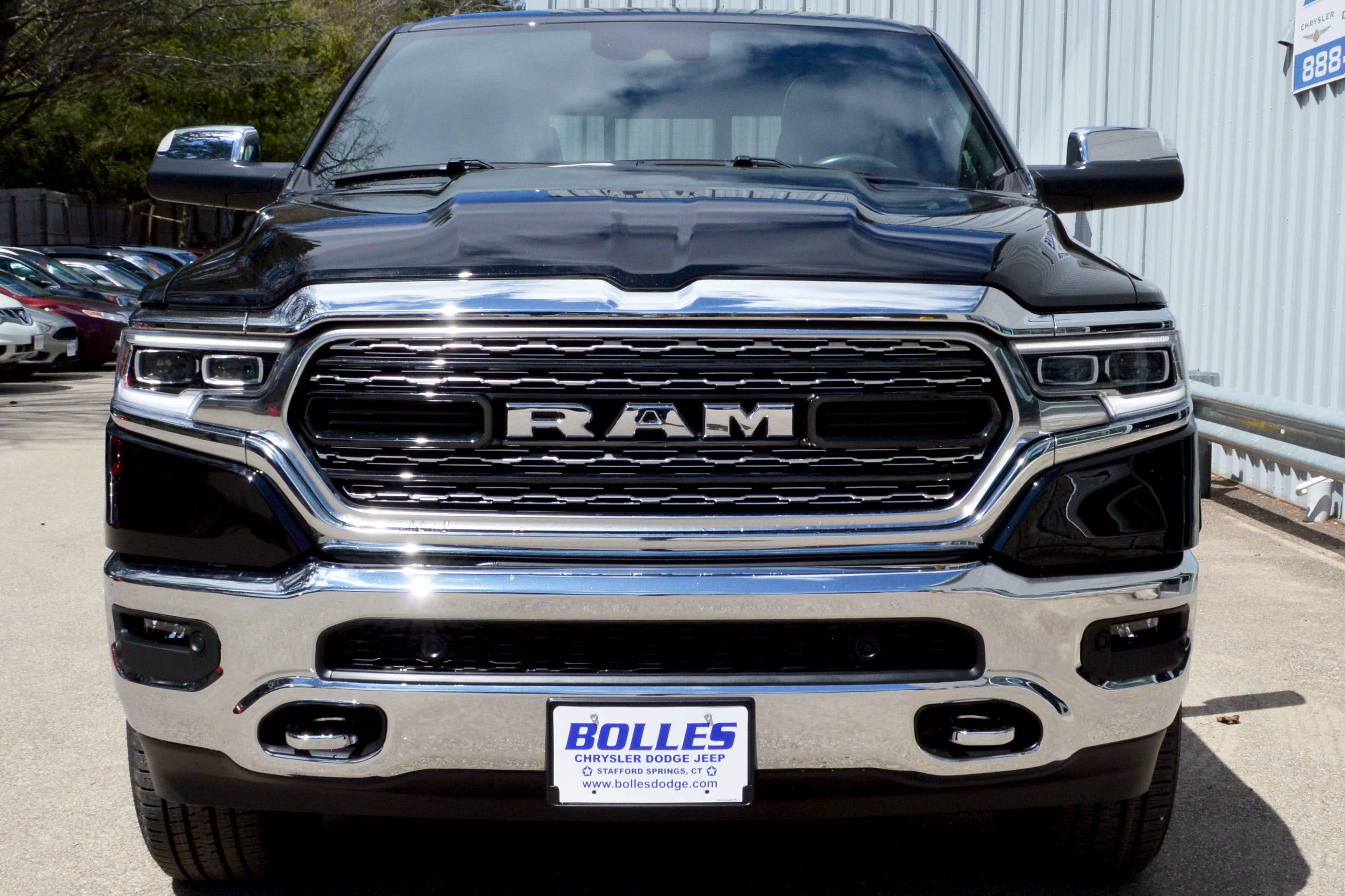 2019 Ram 1500 Crew Cab 4x4, Pickup #KN519080 - photo 7