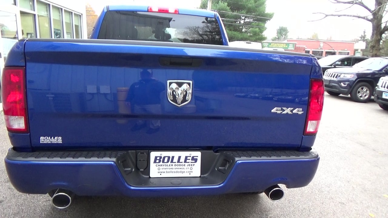 2019 Ram 1500 Quad Cab 4x4,  Pickup #KS541525 - photo 4