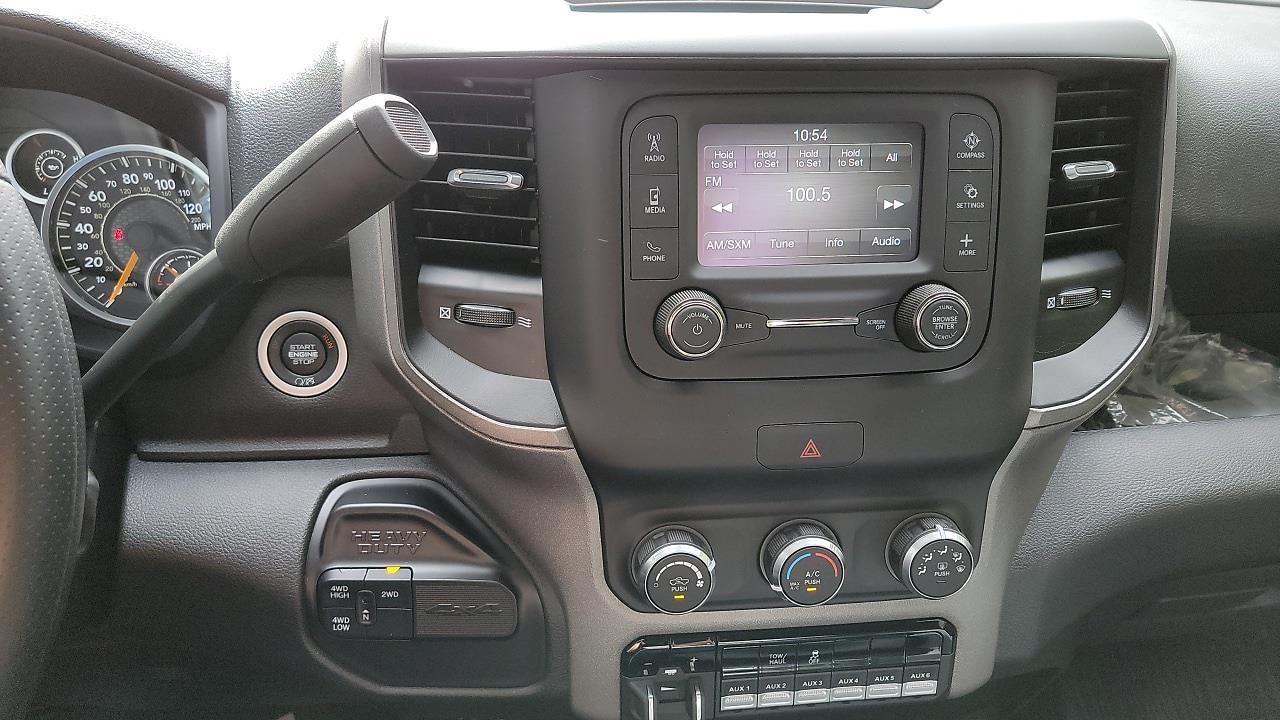 2021 Ram 3500 Regular Cab DRW 4x4,  Cab Chassis #MG694474 - photo 10