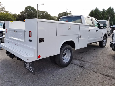 2017 F-350 Crew Cab DRW 4x4, Service Body #1184 - photo 2