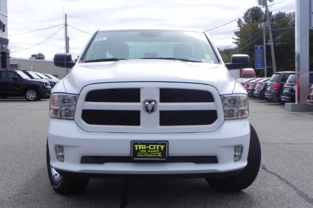 2018 Ram 1500 Quad Cab 4x4, Pickup #218038 - photo 8
