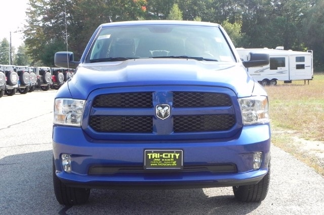 2018 Ram 1500 Quad Cab 4x4 Pickup #218041 - photo 8
