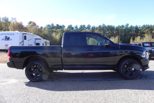 2018 Ram 1500 Quad Cab 4x4 Pickup #218045 - photo 4