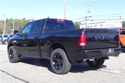 2018 Ram 1500 Quad Cab 4x4 Pickup #218045 - photo 2