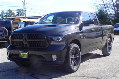 2018 Ram 1500 Quad Cab 4x4 Pickup #218045 - photo 1
