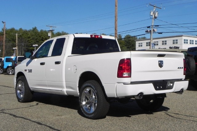 2018 Ram 1500 Quad Cab 4x4 Pickup #218054 - photo 2