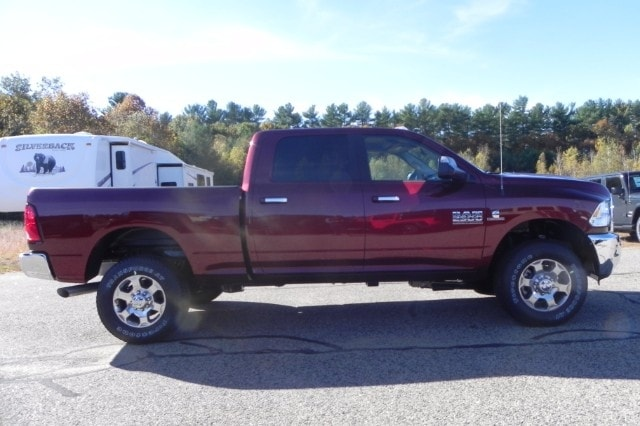 2018 Ram 2500 Crew Cab 4x4 Pickup #218082 - photo 4