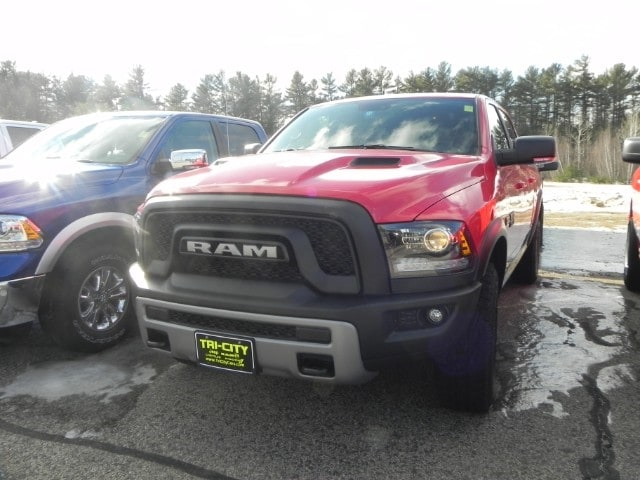 2018 Ram 1500 Crew Cab 4x4, Pickup #218205 - photo 1