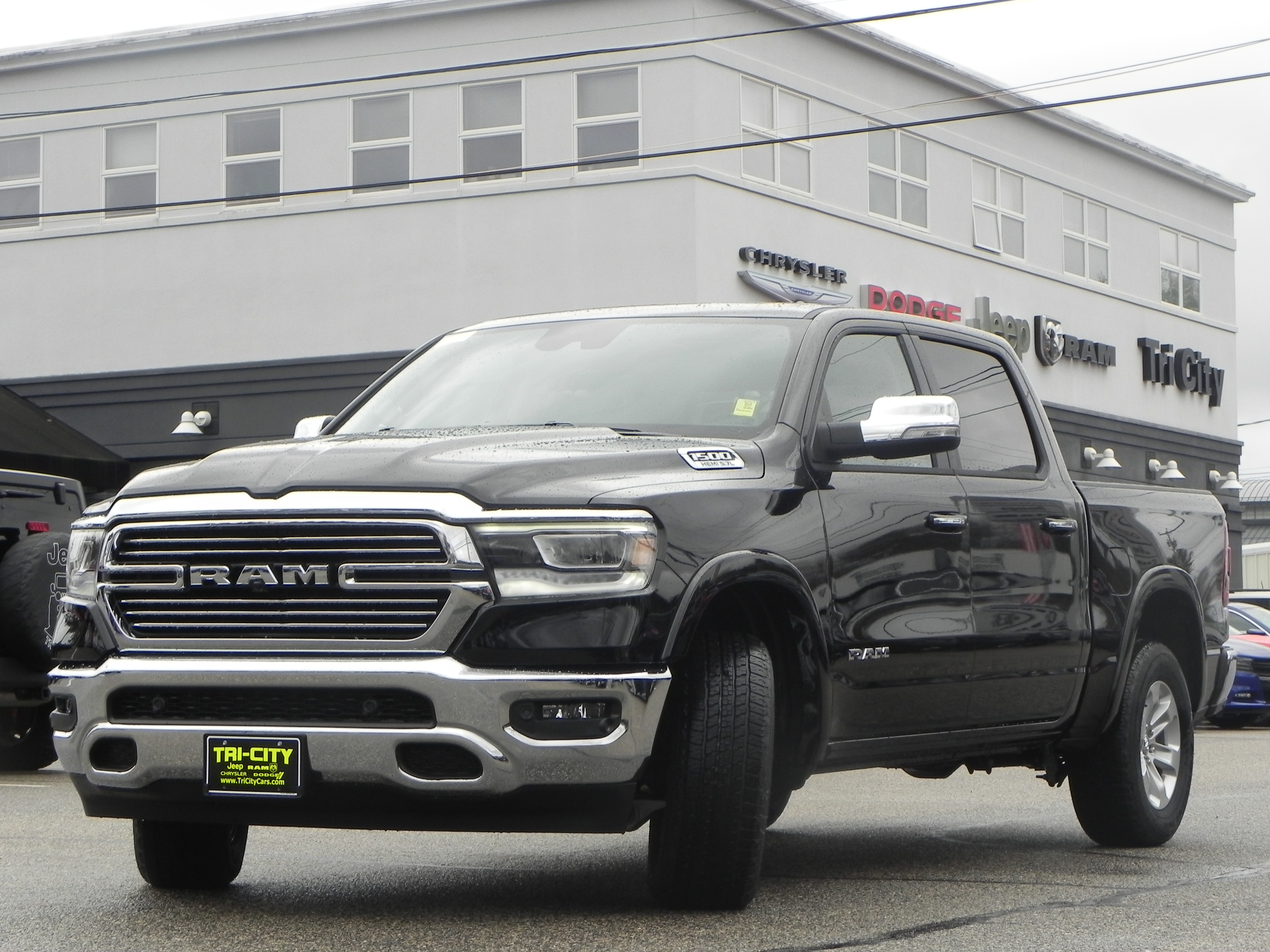 2019 Ram 1500 Crew Cab 4x4, Pickup #219013 - photo 1