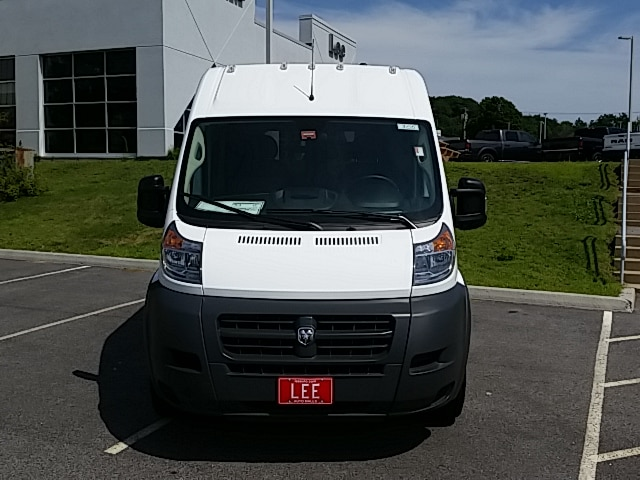 2018 ProMaster 1500 High Roof FWD,  Empty Cargo Van #8PR36860 - photo 3