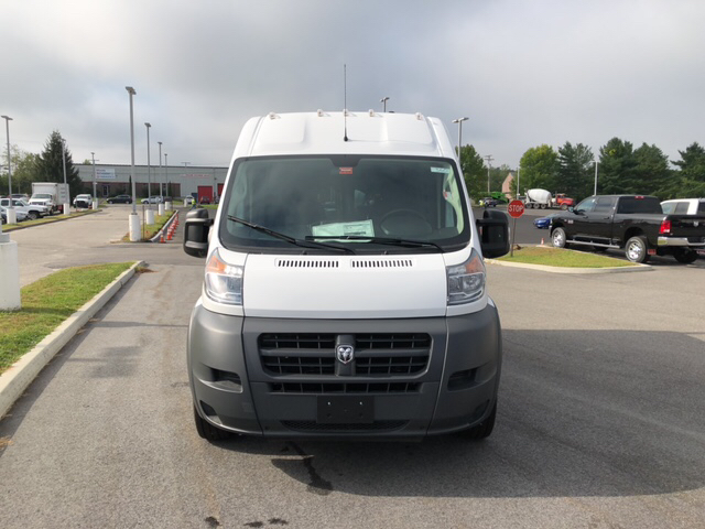 2018 ProMaster 1500 High Roof FWD,  Empty Cargo Van #8PR50223 - photo 3
