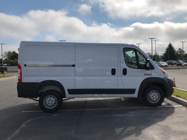 2018 ProMaster 1500 Standard Roof FWD,  Empty Cargo Van #8PR51253 - photo 4