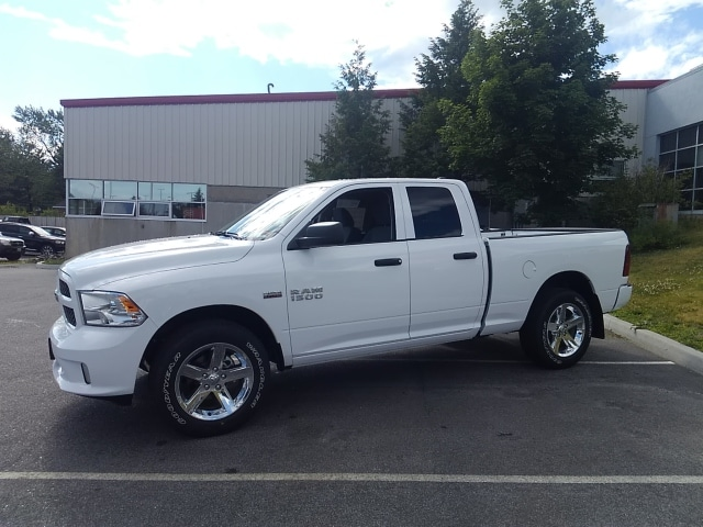2018 Ram 1500 Quad Cab 4x4,  Pickup #8RA01262 - photo 1