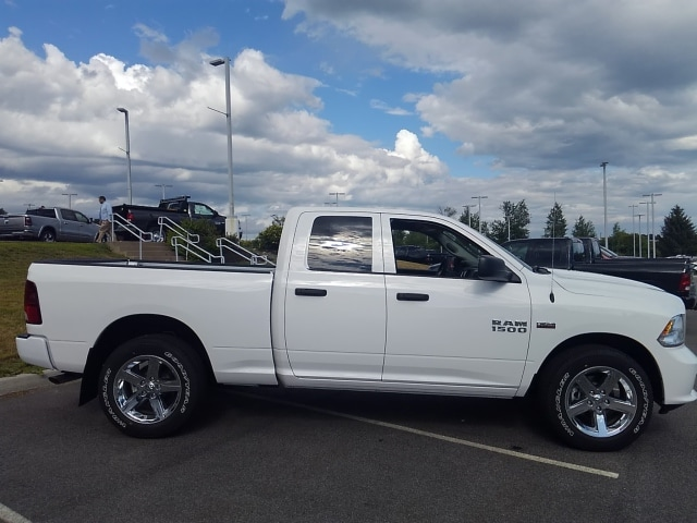 2018 Ram 1500 Quad Cab 4x4,  Pickup #8RA01262 - photo 4