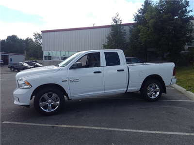 2018 Ram 1500 Quad Cab 4x4,  Pickup #8RA02119 - photo 1