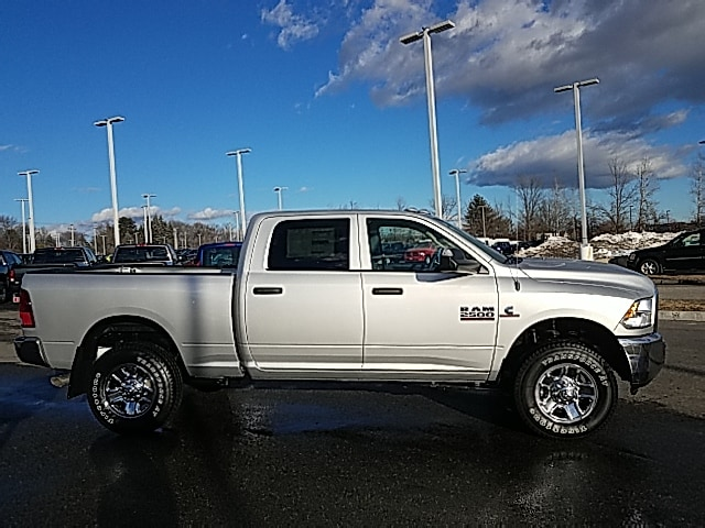 2018 Ram 2500 Crew Cab 4x4,  Pickup #8RA04675 - photo 4